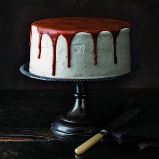 Hazelnut Caramel Cake Recipes