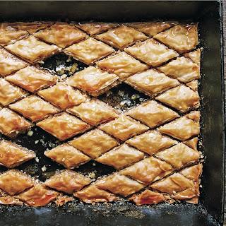 Indian, Sweet! Make This Masala Chai Baklava.