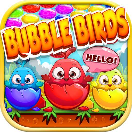 Bubble Bird Egg Drop Shooter Android APK Download Free By Binko Apps