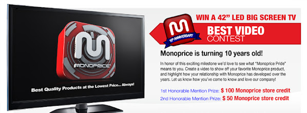Photo: Lots of great video entries have been coming in. Keep em coming for your chance to win a new TV! http://goo.gl/5Wv9C