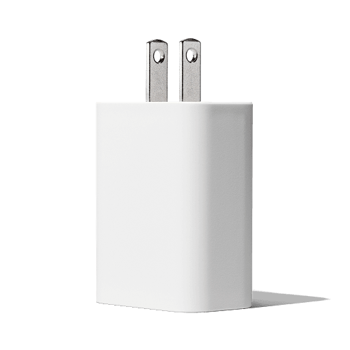 Adapter wall plug