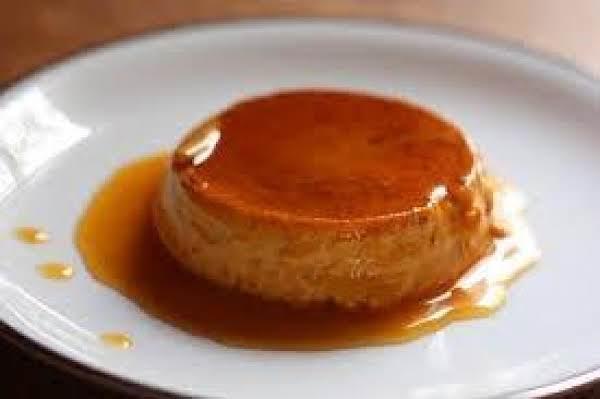 Pumpkin Creme Caramel Recipe