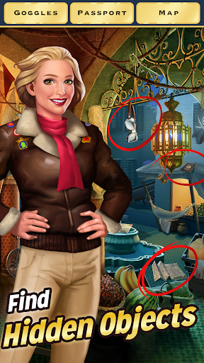 Pearl's Peril - Hidden Object Game u0635u0648u0631 1