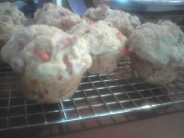 Bake the muffins until the tops are browned (at high altitude, about 28 minutes...