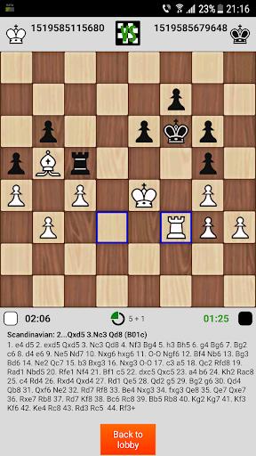 Chess4ever - Play, study & watch chess apkmind screenshots 4