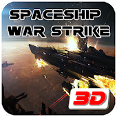 War Spaceship Strike 3D
