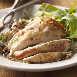 Slow Cooker Sherried Chicken.