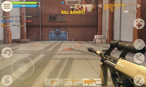 Descargar Contra City – Online Shooter (3D FPS) Para PC ✔️ (Windows 10/8/7 o Mac) 2
