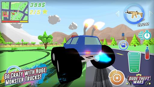Dude Theft Wars: Open World Sandbox Simulator BETA 0.83b2 16