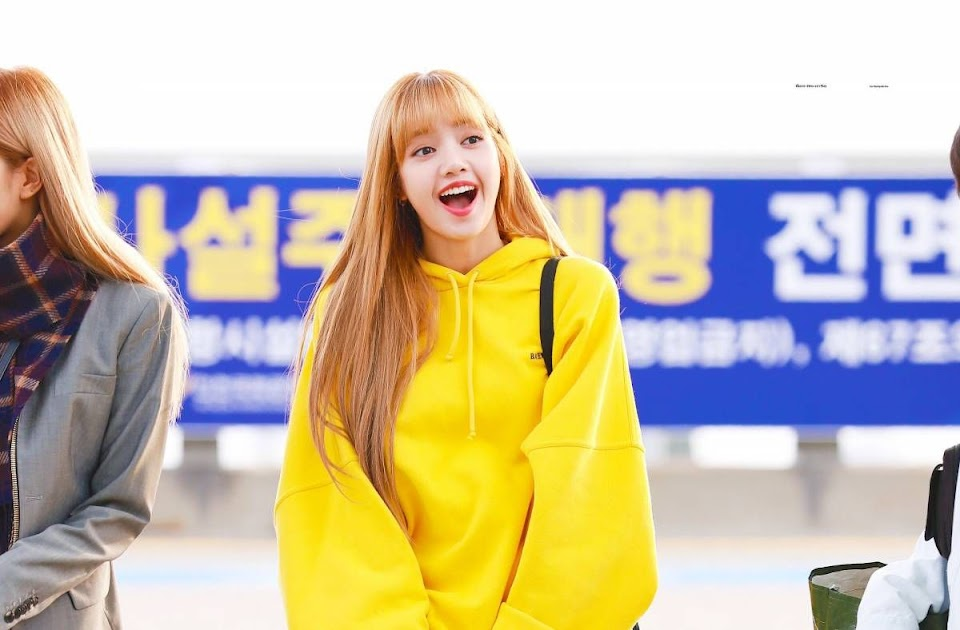 blackpinkrainbow_yellow_lisa