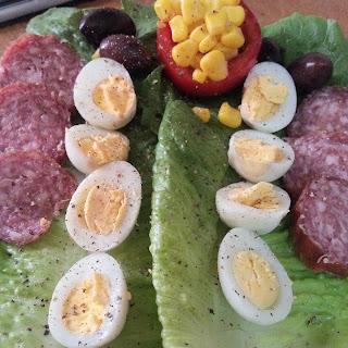 Quail Eggs - a quick appetizer