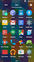 Screenshot of Nova Launcher Prime
