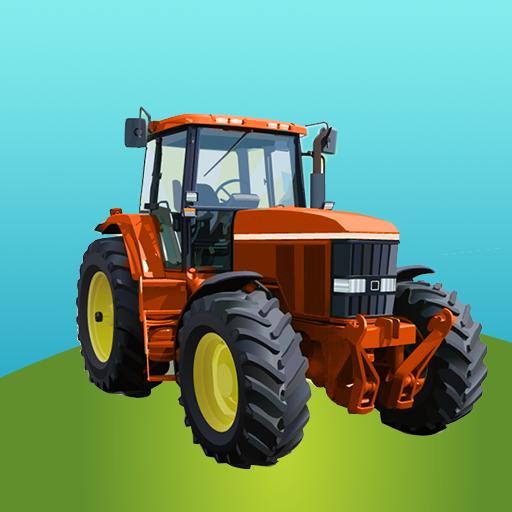 拖拉機遊戲 休閒 App LOGO-硬是要APP