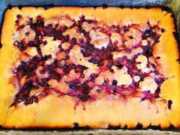 Huckleberry Coffee Cake Recipe