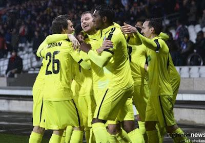AA Gent-verdediger Lasse Nielsen neem je niet zomaar beet