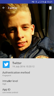 FingerSecurity- screenshot thumbnail