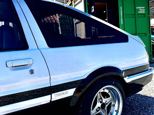 スプリンタートレノ AE86のカスタム事例画像 Toprun 1さんの2020年03月10日19:37の投稿