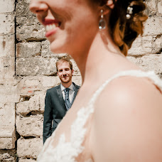Photographe de mariage Tania De la iglesia (HappyTime). Photo du 06.09.2018