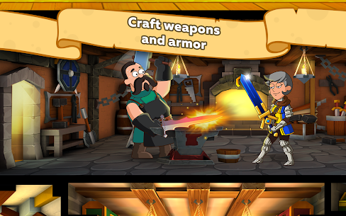 Hustle Castle: Medieval games in the kingdom Apk Download For Android and Iphone 3
