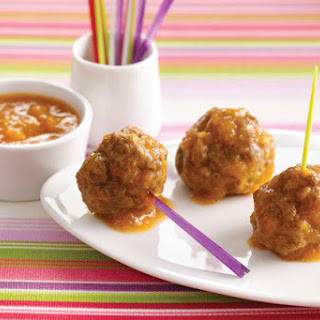 Fruity & Tangy Cocktail Meatballs Recipe