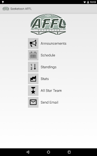 Saskatoon AFFL- screenshot thumbnail