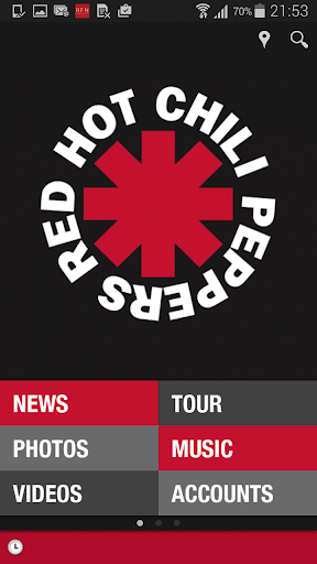 Red Hot Chili Peppers 6.23.63 app download 1