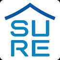 SURE - Smart Home and TV Universal Remote icon