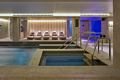 Viking-Star-Spa2 - Visit the Spa on your Viking ocean ship to unwind in comfort. It's free for all guests.