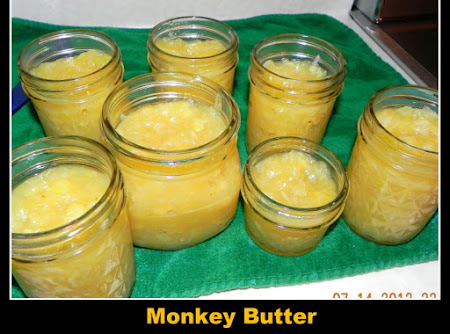 Monkey Butter Recipe