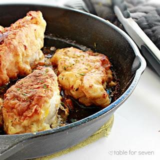 Skillet Baked Chicken