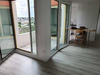 Appartement 2 pièces 53,1 m2