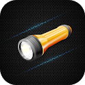 Flashlight : Flash on Call & SMS, Colourful torch icon