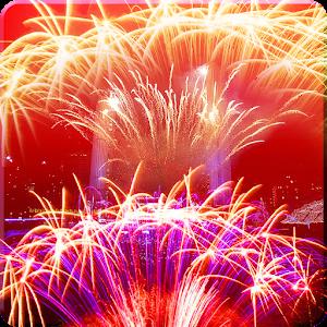 Fireworks Live Wallpaper Gratis