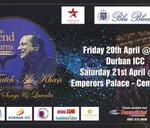 Rahat Fateh Ali Khan LIVE 20th April Durban ICC : Durban ICC