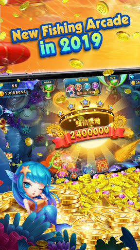 Fishing Casino - Free Fish Game Arcades apkpoly screenshots 1