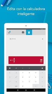 Photomath c mara calculadora aplicaciones de android for Calculadora pasi