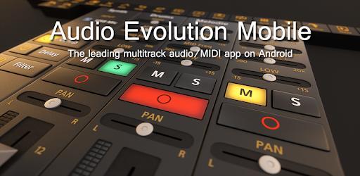 Audio Evolution Mobile Studio - Apps on Google Play