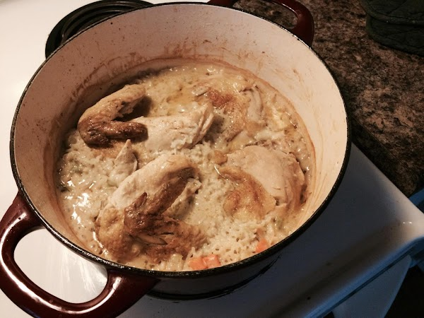 Cajun Chicken & Rice Recipe