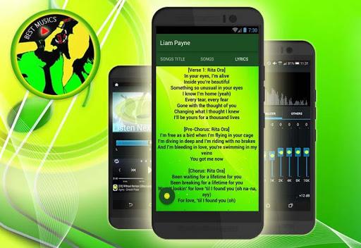 (Nuevo)Liam Payne Letras de Musica for PC
