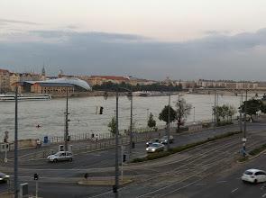 Photo: Pohled na Dunaj z Gellértova vrchu.