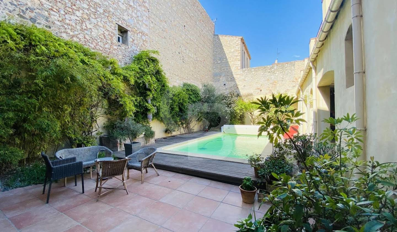 Hôtel particulier avec jardin Perpignan