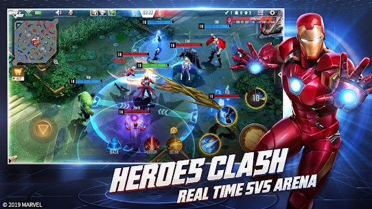 MARVEL Super War Apk Download For Android and Iphone 2
