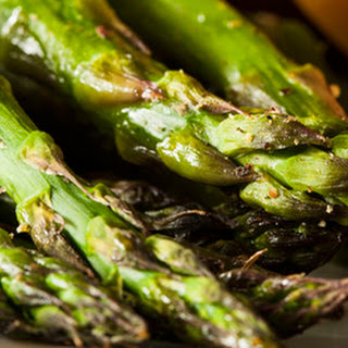 Easy Oven-Roasted Asparagus.