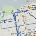 San Francisco Transport Map icon