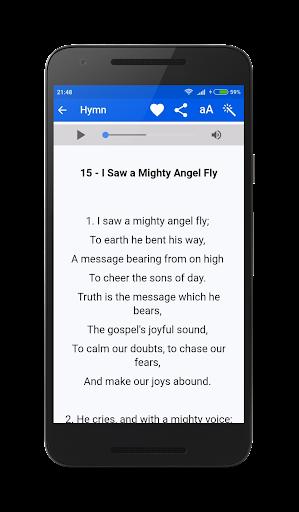 LDS Hymns - Music screenshot 1