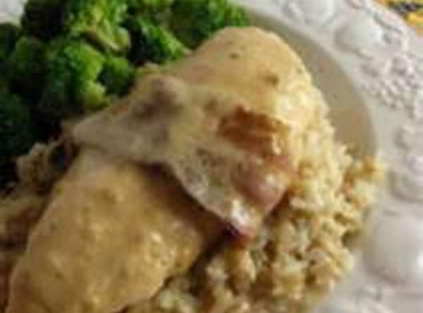 Sour Cream Bacon Chicken Recipe