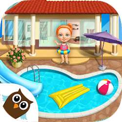 Sweet Baby Girl Summer Fun 2 - Holiday Resort Spa