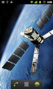 Lwp satelitu - náhled
