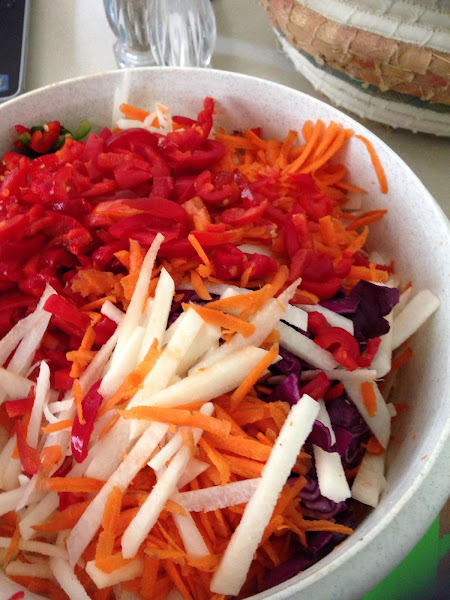 Grilled Fish Tacos With Jicama Slaw Recipe