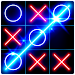 Tic Tac Toe Glow icon